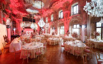 Heiraten im Schloss – Königliche Hochzeit feiern wie Prinz & Prinzessin