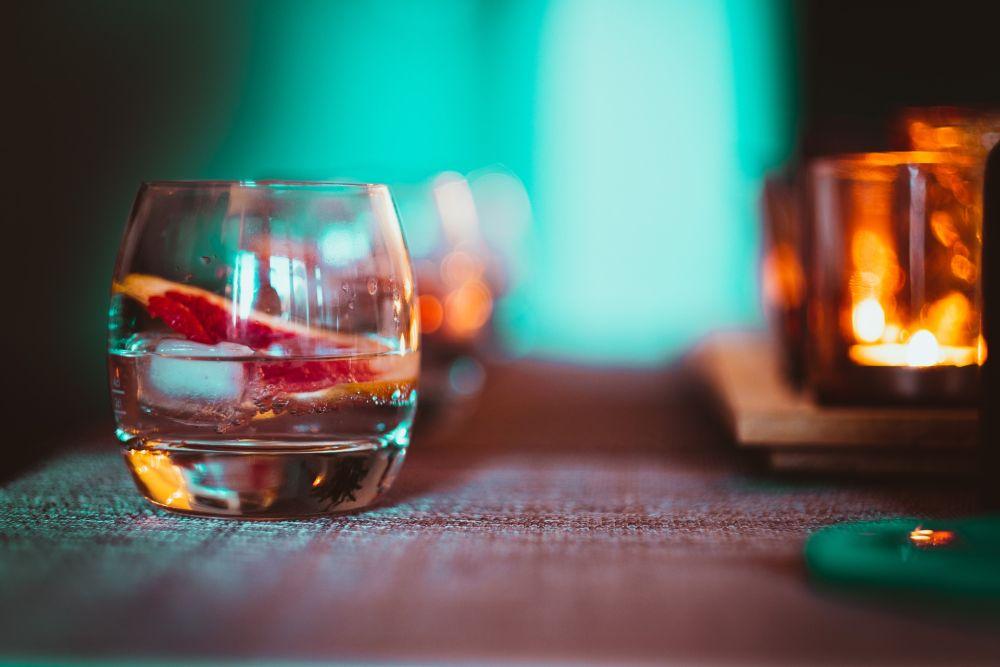 Hochzeitstrend Whisky oder Gin Bar Gin Tonic Drink Longdrink Cocktail Alkohol