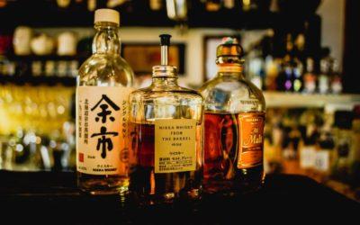 Ein immer stärker wachsender Hochzeitstrend – Die Whisky oder Gin Bar